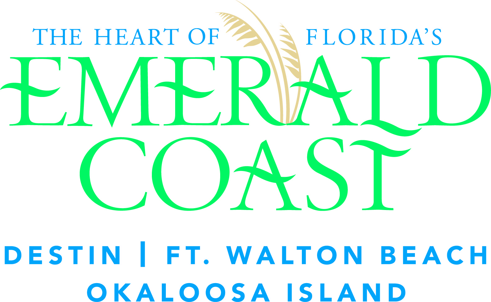 Heart of Florida's Emerald Coast Logo copy