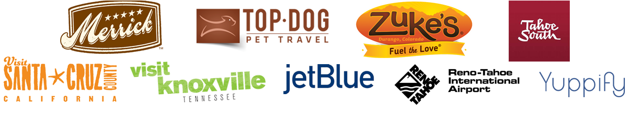 Pets Welcome Here logo list