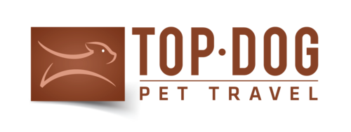 Top Dog Pet Travel Logo